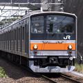 Photos: No.73 205系M23編成