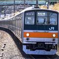 Photos: No.74 205系M23編成