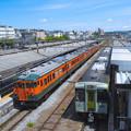 Photos: 電車と気動車