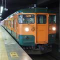 Photos: 吾妻線の115系