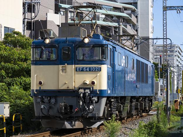 EF64-1021号機