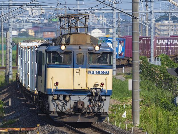 EF64-1022号機