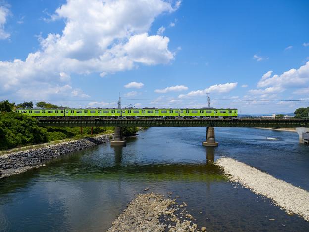宇治川橋梁