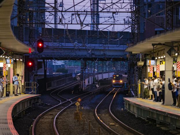 旧田島信号場
