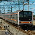 Photos: 205系M64編成
