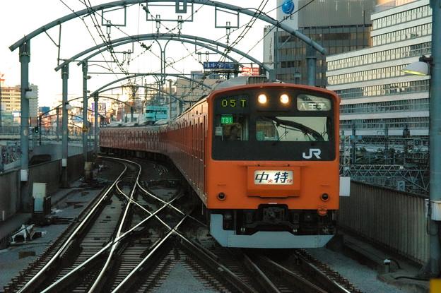 201系T31編成