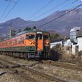 Photos: 湘南色と浅間山