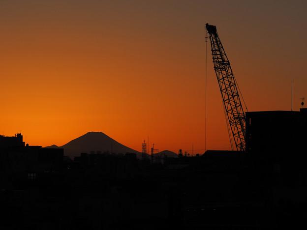 Photos: 富士の山