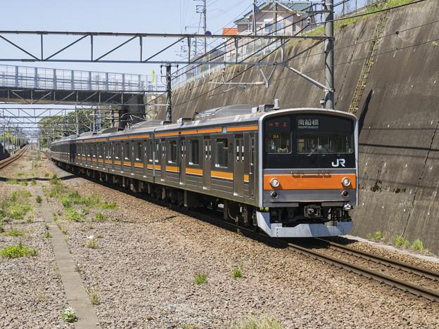 205系M4編成85E