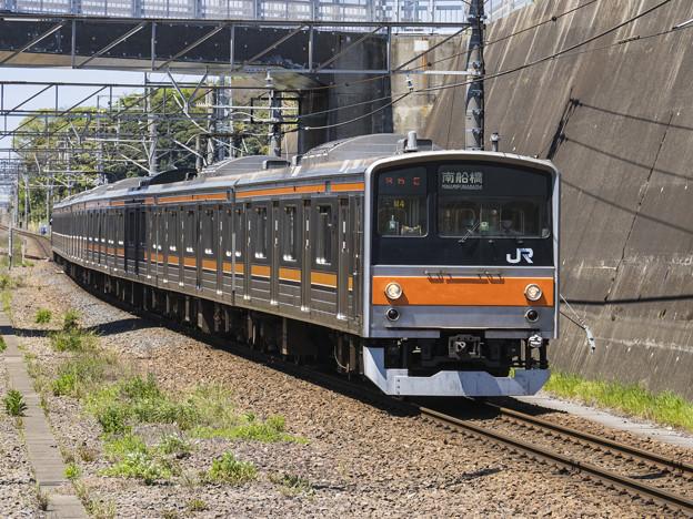 205系M4編成85E(再修正版)