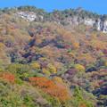 程野の岩壁