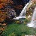 アメガエリの滝2
