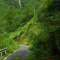 Photos: 集落上の滝
