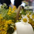 Photos: 花嫁の花かご