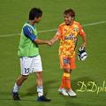 金子翔太、河本明人両選手