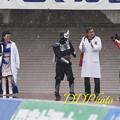 3月21日徳島戦 サクライザーご一行