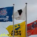 9月19日大宮戦 旗