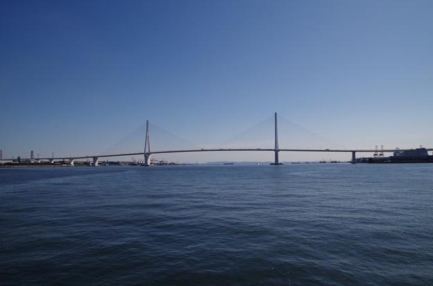 写真: 鶴見つばさ橋