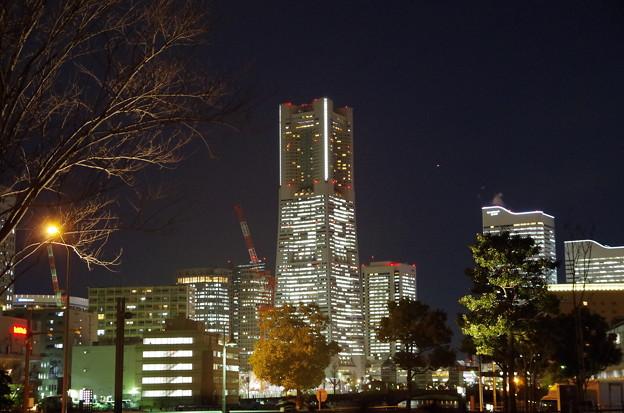 ヨコハマの夜景