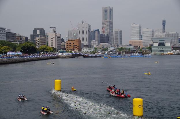 世界トライアスロンシリーズ横浜大会2018