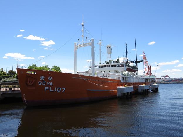 南極観測船宗谷80周年