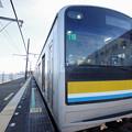 写真: 鶴見線海芝浦駅