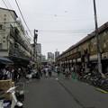 写真: 築地市場