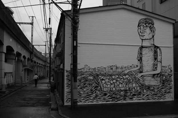 アートの街 黄金町