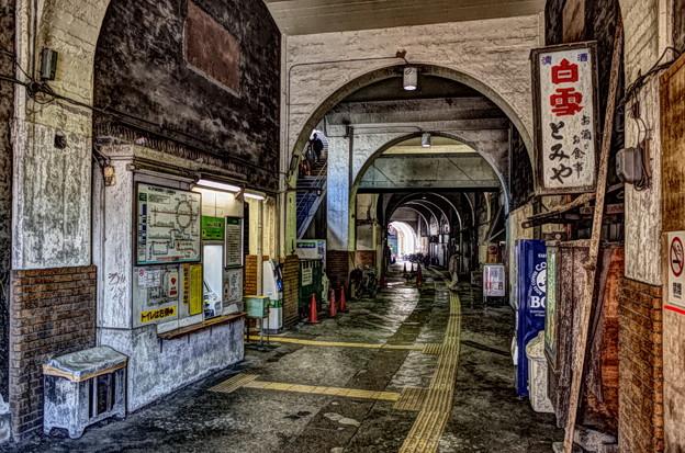 JR国道駅