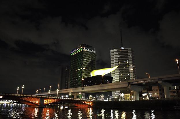 夜の吾妻橋