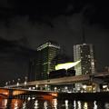 Photos: 夜の吾妻橋