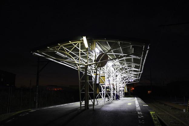 岳南電車 比奈駅
