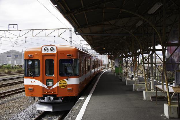 Photos: 岳南電車9000形