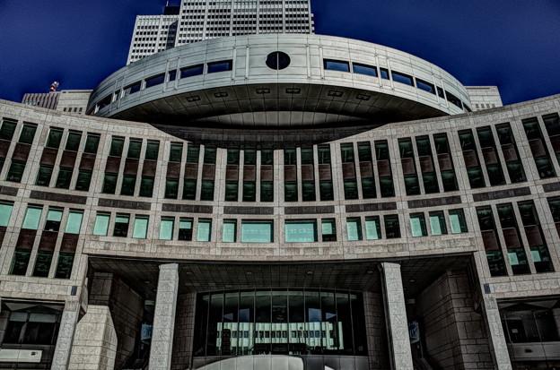 東京都庁(議会棟)