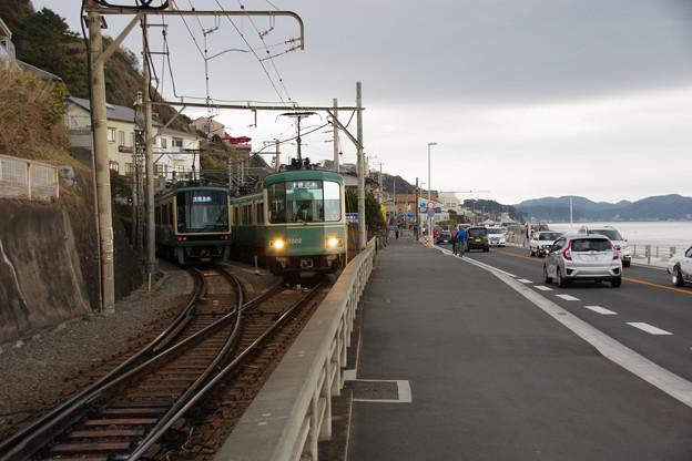 Photos: 江ノ電 峰ヶ原信号場