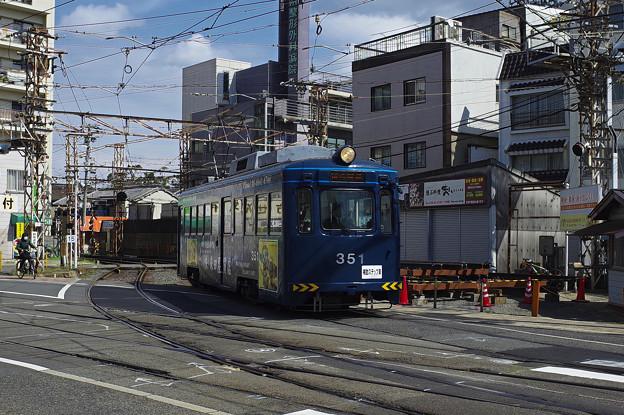 阪堺電車 住吉停留場