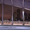 橋から見える風景