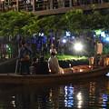 写真: 宵の嫁入り船