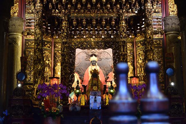清水祖師廟・祭壇2@台湾