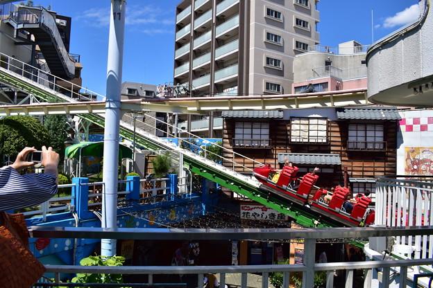 日本最古のローラーコースター