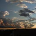 Photos: 雨上がりの夕空
