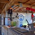 Photos: 一色海岸ボート小屋