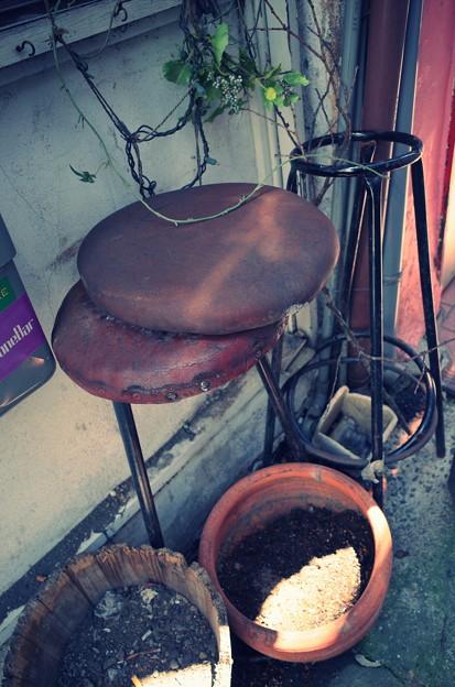 続・三茶の椅子