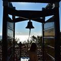 Photos: 希望の鐘を・・・