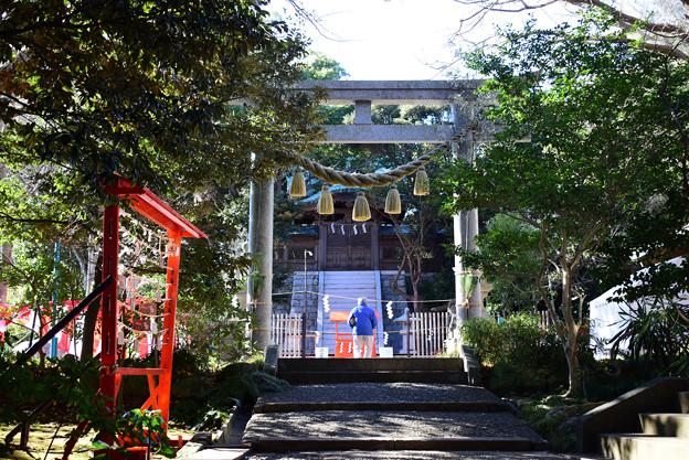 Photos: 朝の参拝@児玉神社