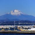 Photos: 元日の富士