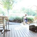 Photos: 夏の日のカフェ