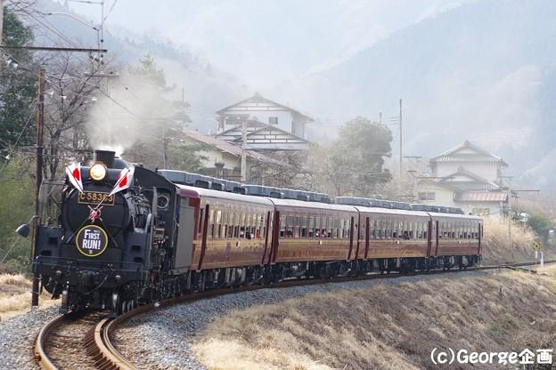 Photos: 秩父鉄道2021年ファーストラン