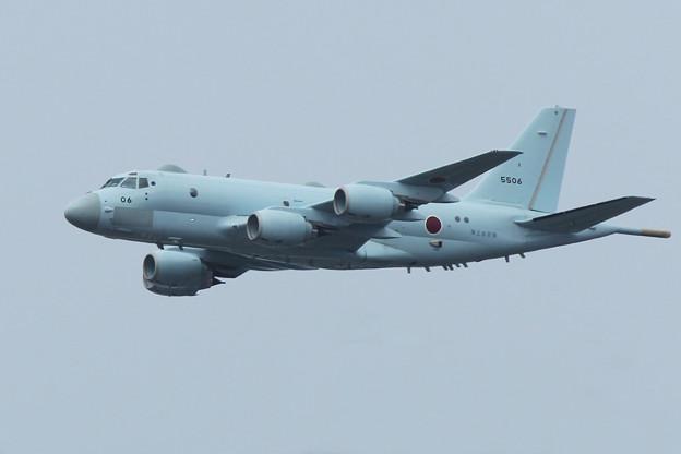P-1対潜哨戒機