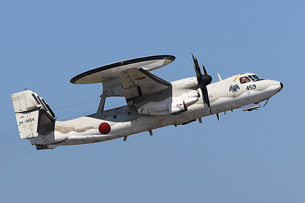 Grumman E-2 Hawkeye(34-3459)